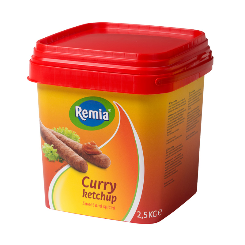 Curry Ketchup 2,5kg
