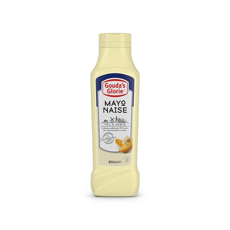 Mayonnaise squeeze bottle 850ml
