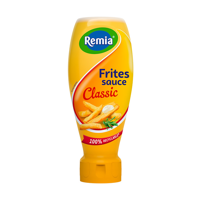 Fritessauce squeeze bottle 500 ml
