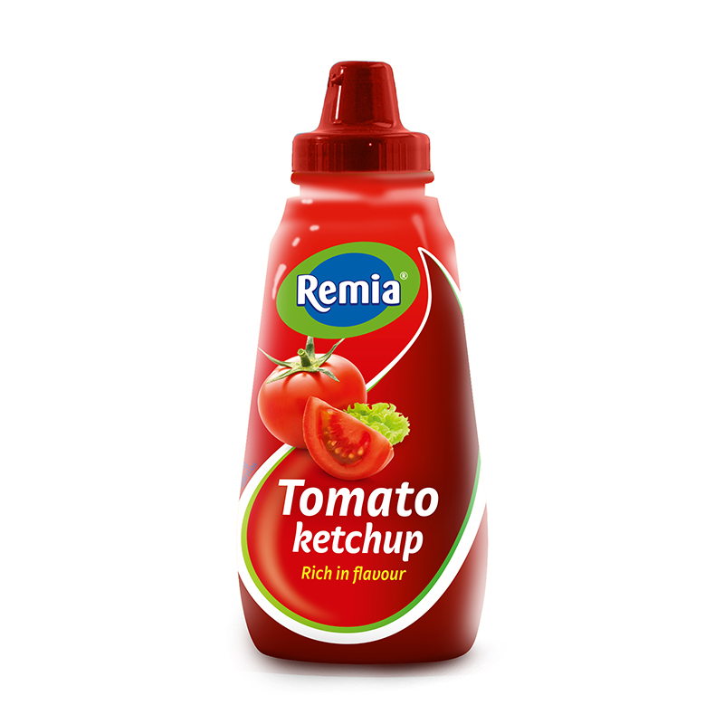 Tomato Ketchup squeeze bottle 350 ml